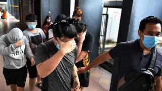 12 ahli sindiket Macau Scam direman