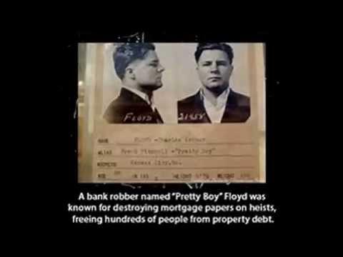 Pretty Boy Floyd w. Lyrics