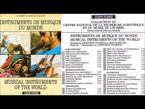 Musical Instruments of the World (String & Percussion)