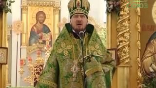 День Святой Троицы в Чите