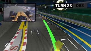 2017 Singapore Grand Prix | Virtual Circuit Guide