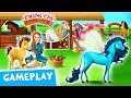 Take Care of Magical Horses & Baby Dragon | Princess Horse Club 3 | TutoTOONS Cartoons & Kids Games