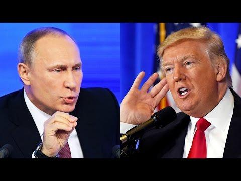 Реакция Путина на удар США по Сирии | НОВОСТИ - Смотреть видео онлайн