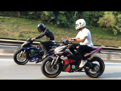 Gengtayarbesar - R-mod R15 project / Kapcai super moped / IMKL