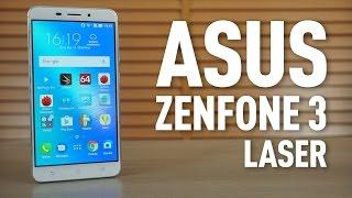 Asus Zenfone 3 laser incelemesi