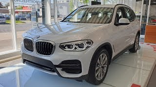 2019 BMW X3 xDrive20d Modell Advantage | -[BMW.view]-