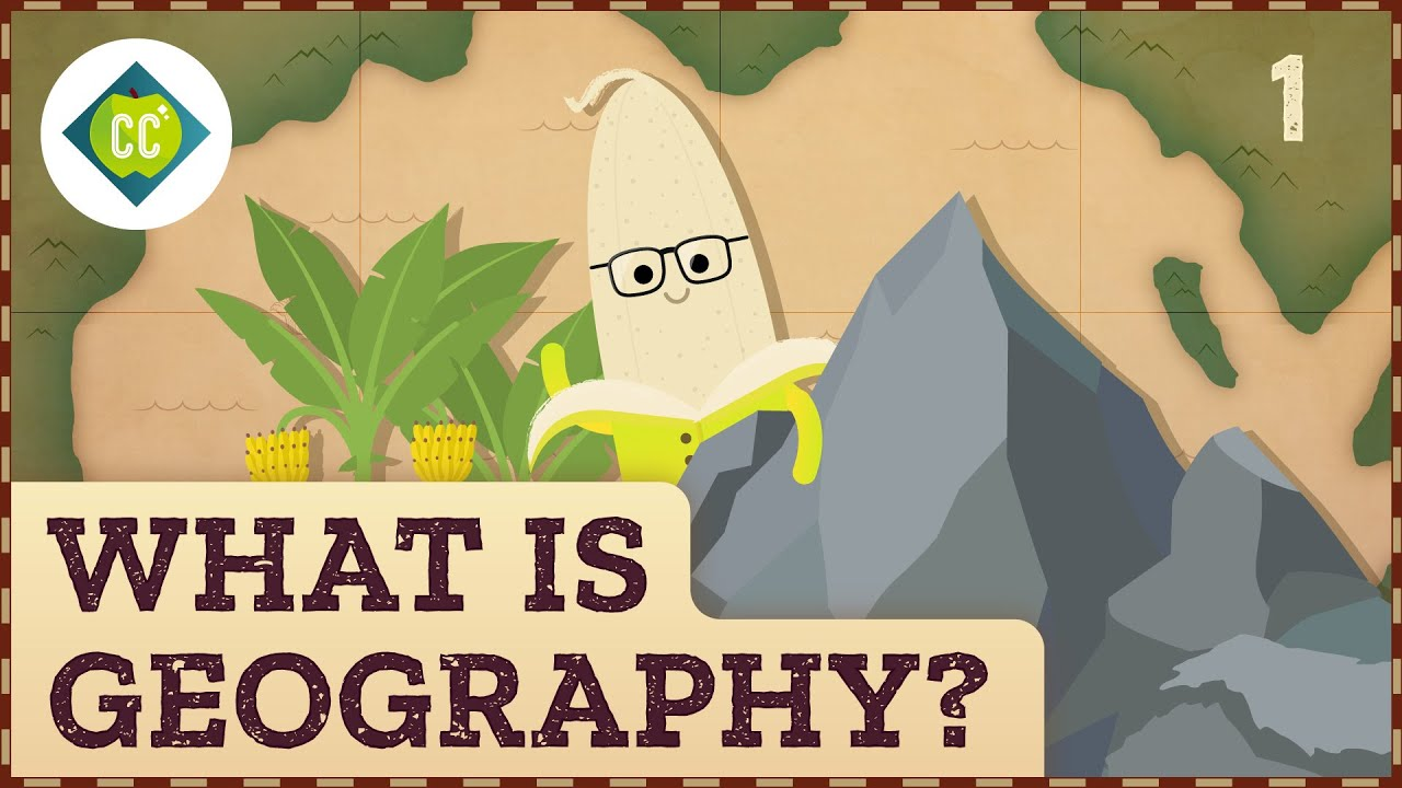 What is geography? Thumbnail