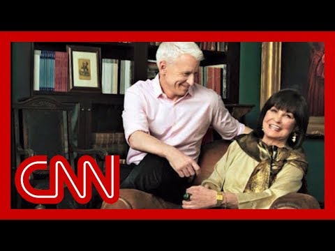 Watch Anderson Cooper's moving on-air tribute to his mom