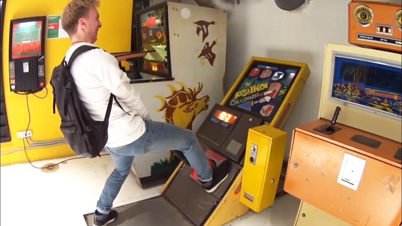игровые автоматы советский союз