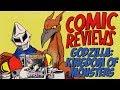 Godzilla: Kingdom of Monsters - MIB Comic Reviews Ep 8