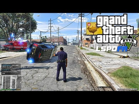 GTA 5 LSPDFR - BY THE BOOKS - EP 3 (GTA 5 LSPDFR PC POLICE MODS) MIAMI