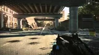 Видео по игре Crysis 2