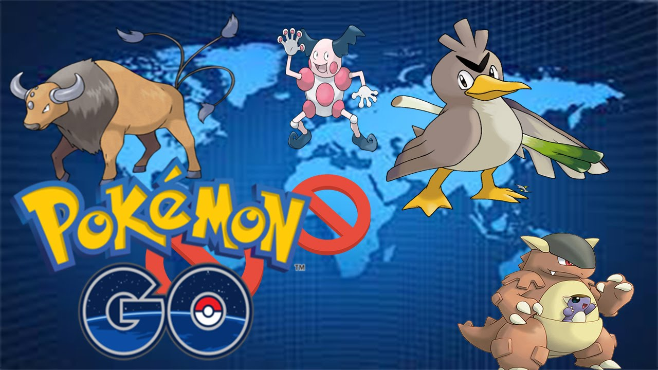 pokemon go continentexclusive pokemon taurosmr mime