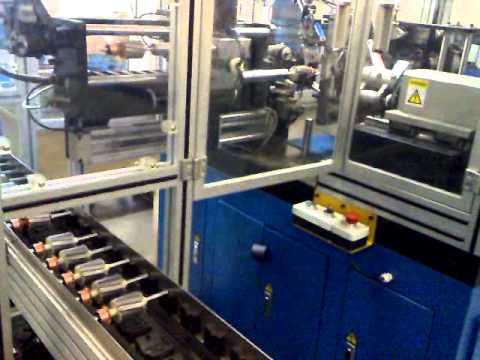 LAW 5B4B S2 armature winding   Ningbo Nide Mechanical Equipment Co., Ltd.
