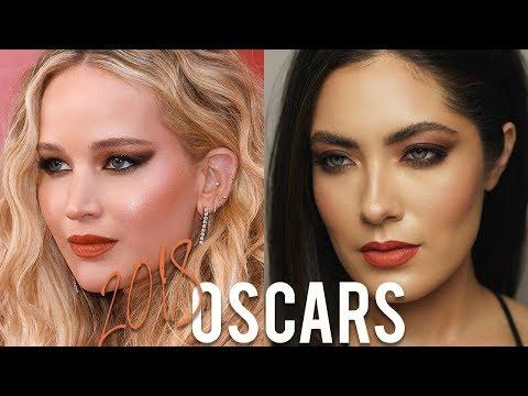 Jennifer Lawrence Oscars 2018 Makeup | Melissa Alatorre