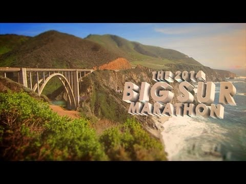 THE 2014 BIG SUR MARATHON | The Ginger Runner