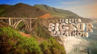 THE 2014 BIG SUR MARATHON | The Ginger Runner