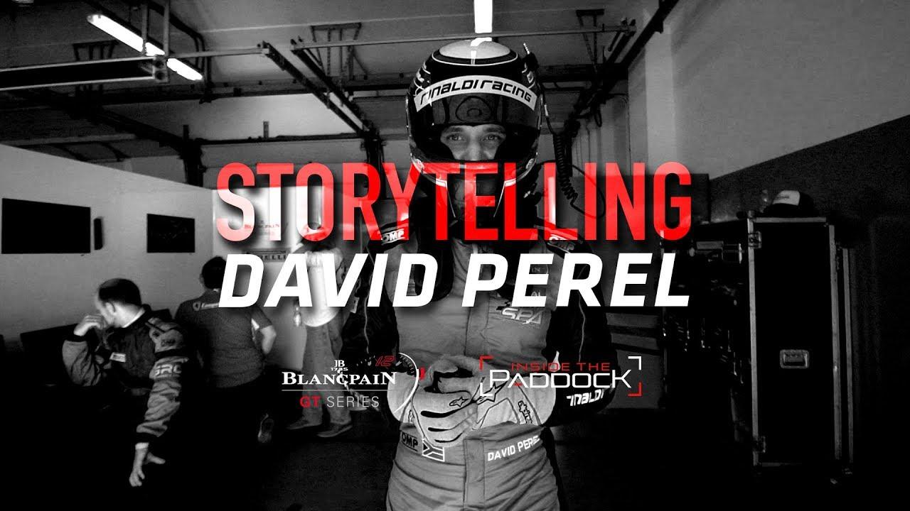 "STORYTELLING - David Perel - ""Following my dream"" - Motor Informed"