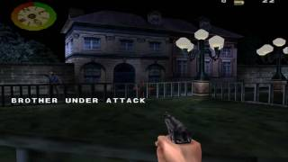 PSX Medal of Honor Underground GamePlay HQ