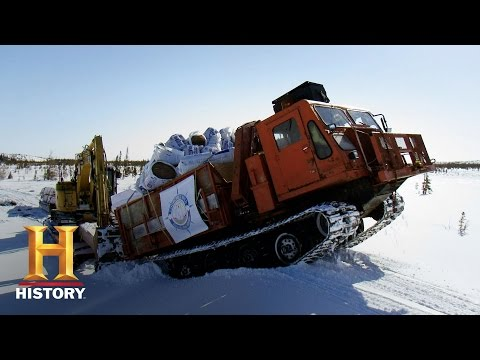 Ice Road Truckers: Todd Handles a Hill (S9, E9) | History