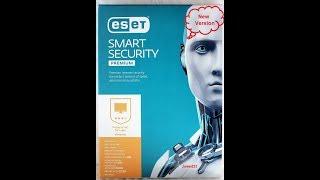 ESET Smart Security Premium v12.0.31 + Licence valide jusqu'en 2021 [TUTO]