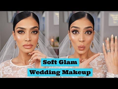 Bridal Wedding Makeup Tutorial 2018