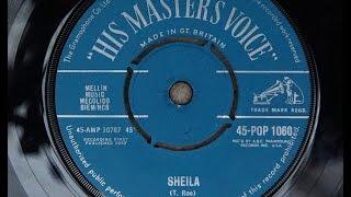 Tommy Roe - Sheila (Original 45)