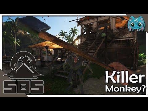 Killer Monkeys?? | Early Access | SOS: The Ultimate Escape