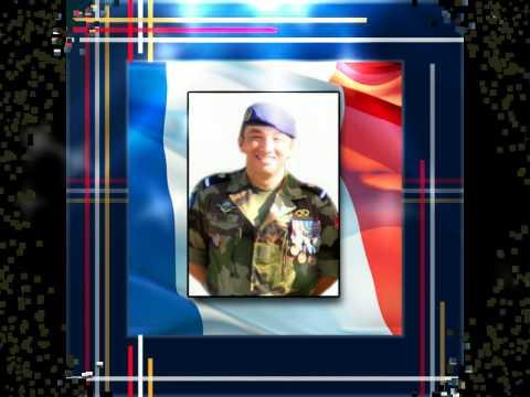 Hommage à l'agent technique (adjudant-chef) Samir Bajja4e régiment d'hélicoptères