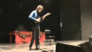 Devon Ke Dev Mahadev music - Sati song - Guitar - live Malaga German De Sotomayor ( concert part 4 )