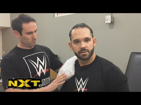 Tye Dillinger calls out Bobby Roode for TakeOver: NXT Exclusive, Oct. 19, 2016