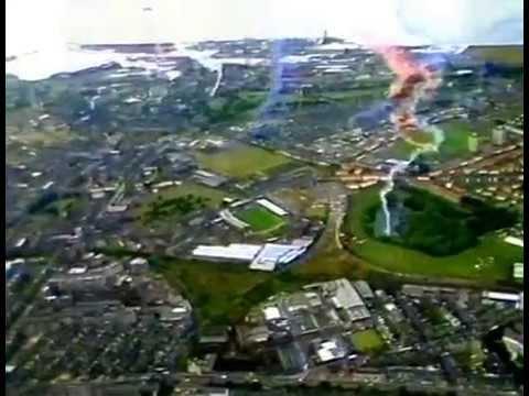 Commonwealth Games 1986 Edinburgh Opening Ceremony