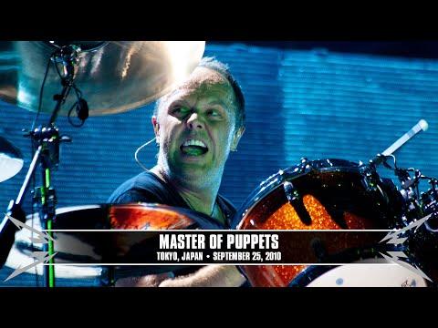 Metallica: Master of Puppets (MetOnTour - Tokyo, Japan- 2010) Thumbnail image