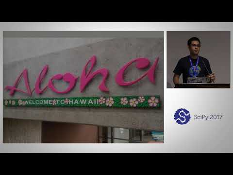Bringing the Generic Mapping Tools to Python | SciPy 2017 | Leonardo Uieda & Paul Wessel