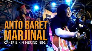 Kabar Damai (Live Lyric) - Anto Baret KPJ feat Marjinal