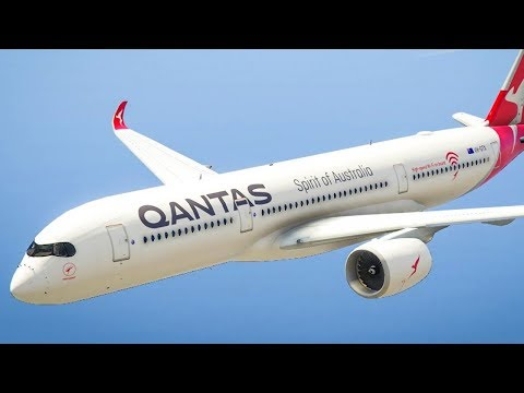 Is QANTAS INTERESTED in the A350-1000?