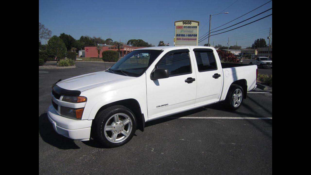 SOLD 2004 Chevrolet Colorado LS Crew Cab Meticulous Motors Inc