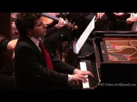 Chopin - Piano Concerto No. 1 - Aljoša Jurinić 2012