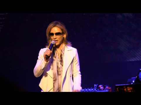 Yoshiki from X Japan- Complete Live Show at the Sundance Film Festival 1-22-2016