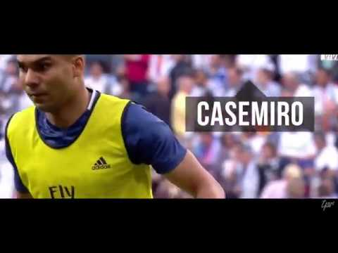 Casemiro 2017 - Defensive Skills and Goals