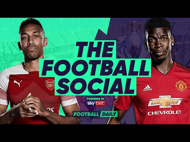 Arsenal 2-0 Manchester United | De Gea Mistake Gives Ole First League Defeat  | #TheFootballSocial