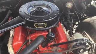 1964 Chevy Impala Coupe 283, 3 on the tree - For Sale
