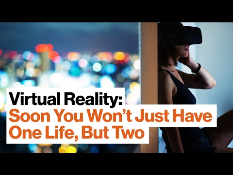 Virtual Reality: The Biggest Tech Disruption in the Next 5 Years | Kevin Kelly