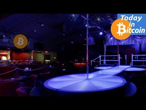 Today in Bitcoin (2017-08-19) - Bitcoin $10,000? - Strippers now accept Bitcoin