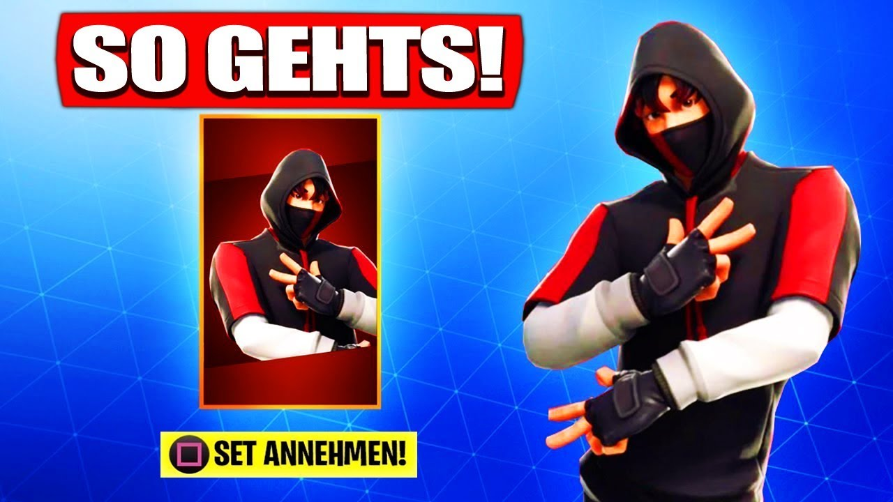 Fortnite Ikonik Galaxy S10 Skin Bekommen So Gehts Samsung K Pop Skin Fortnite Battle Royale