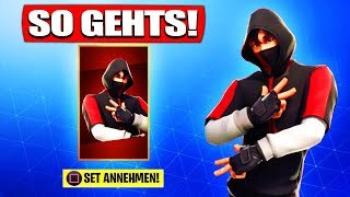 Get Fortnite IKONIK Galaxy S10 Skin! | SO GEHTS! | Samsung K-Pop Skin - Fortnite Battle Royale