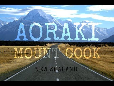 Aoraki Mt Cook | NEW ZEALAND | GoPro Hero4