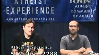 Crazy Caller #24 - Y'all Is Da Devil - The Atheist Experience 411