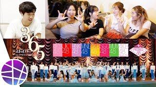 Download lagu Koreans React to MNL48's