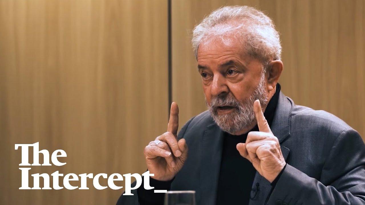 Glenn Greenwald Interviews Brazil Ex-President Lula in Prison